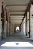 柱廊 免版税库存照片