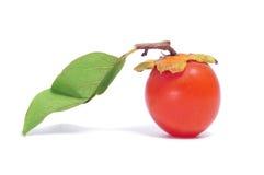 柿子果子 库存图片
