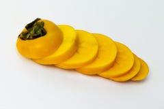 柿子果子 免版税库存图片