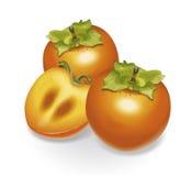 柿子 库存照片