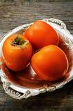 柿子 图库摄影