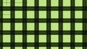 栅格的生气蓬勃的出现,笼子,色的正方形饲料  无缝的生气蓬勃的4K抽象几何线的动画 皇族释放例证