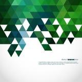 栅格马赛克背景,创造性的设计模板 免版税库存照片