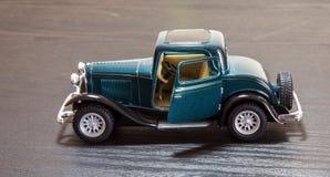 标度玩具模型福特小轿车 库存图片