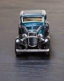 标度玩具模型福特小轿车 免版税图库摄影