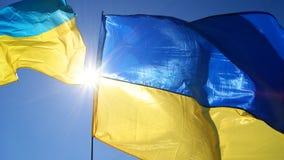 标志乌克兰 图库摄影