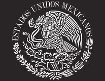 标志图标墨西哥 图库摄影