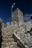 标志堡垒毛里塔尼亚 免版税库存图片