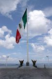 标志墨西哥 免版税图库摄影
