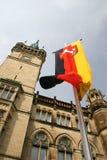 标志德国国民 库存图片