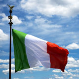 标志意大利语 免版税图库摄影