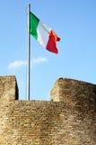 标志意大利语 免版税库存照片