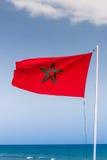 标志摩洛哥 免版税图库摄影