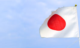 标志日本老船 库存照片