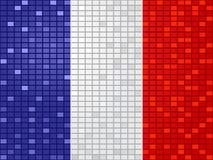 标志法国 图库摄影