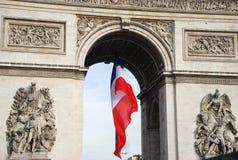 标志法语 免版税图库摄影