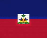 标志海地 免版税库存图片