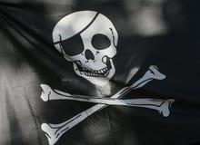 标志海盗 免版税库存图片