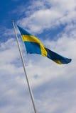 标志瑞典 图库摄影