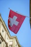 标志瑞士 免版税库存图片
