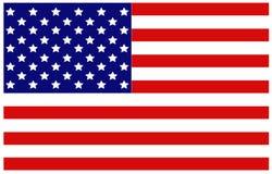 标志美国 库存例证