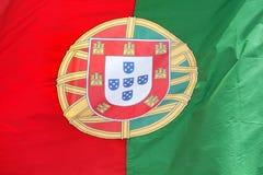 标志葡萄牙风 免版税库存照片