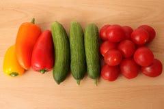 标志蔬菜 免版税库存图片