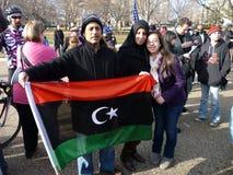 标志藏品利比亚 免版税库存图片