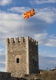 标志飞行堡垒塔 免版税库存照片