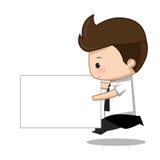 标签动画片 库存图片