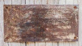 标签钢 免版税库存图片