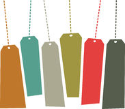 标签 免版税图库摄影