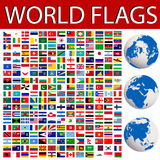 标记世界 免版税库存照片