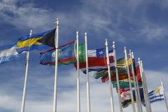 标记世界 免版税库存图片