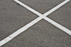 标记地点x 免版税库存图片
