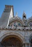 标记安排圣徒威尼斯 免版税库存图片