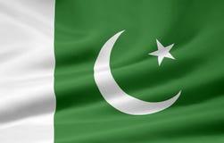 标记巴基斯坦 免版税图库摄影