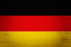标记德国人 库存照片