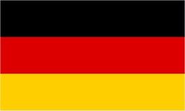标记德国人 皇族释放例证