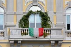 标记意大利人 免版税库存图片