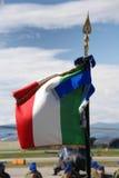 标记意大利人 图库摄影