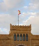 标记黎巴嫩国民 免版税图库摄影