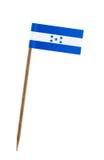 标记洪都拉斯 免版税图库摄影