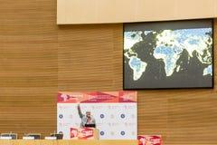 标记Surman,执行董事, Mozilla,交付主要sp 库存照片