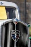 标致汽车301 D 1932年- 20世纪30年代的经典运动的敞篷车 免版税库存照片