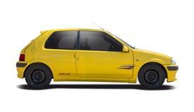 标致汽车106 Rallye 图库摄影