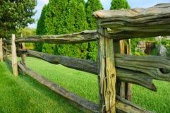栏杆已分解 库存照片