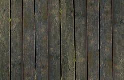 树板黑褐色垂直的行老被风化的码头难看的东西样式设计基地平行网背景 图库摄影