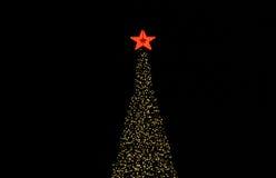 树照明设备 库存图片