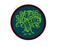 树艺术 库存照片